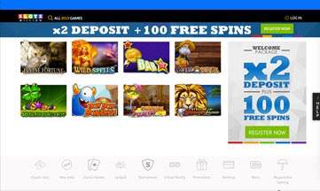 Slots Million Casino jackpot games