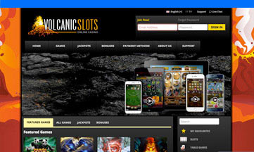 Volcanic Slots