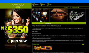 gaming club jackpot games