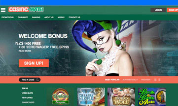casino mate website