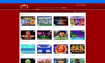Omni Casino jackpot games