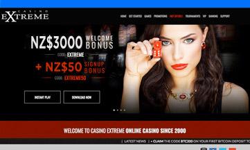 Casino Extreme casino website