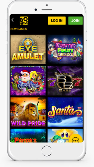 Go Wild Casino Mobile Download