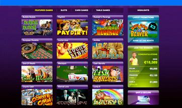Majestic Slots casino jackpot games
