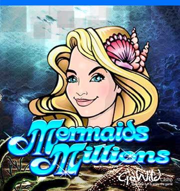 mermaids millions game