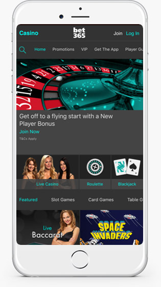 Casino 365 mobile winning big on roulette