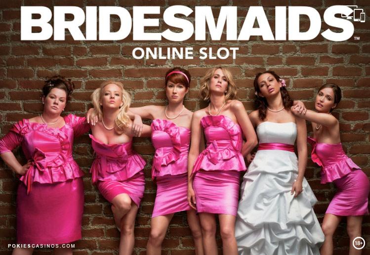 Bridesmaids Online Pokie By Microgaming