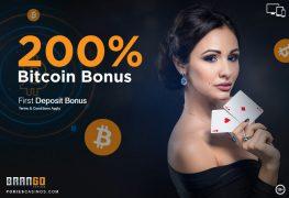 Casino Brango Bitcoin Bonus
