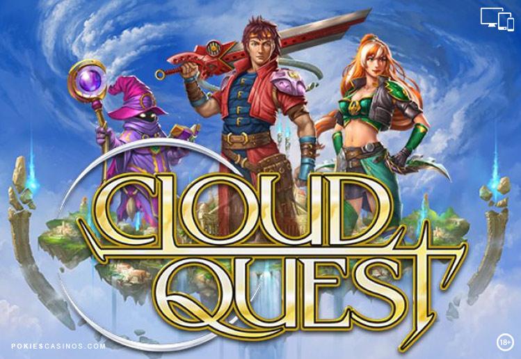 Cloud Quest Top Pokie