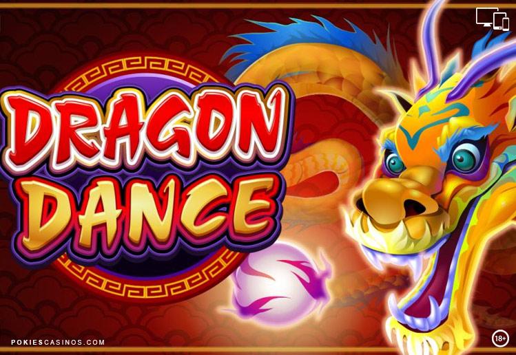 Dragon Dance Pokie By Microgaming