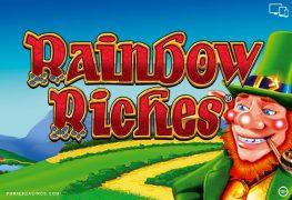 Rainbow Riches Video Pokie