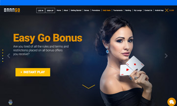 Casino Brango website