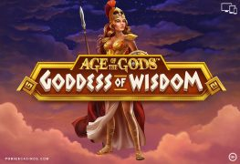 Age of the Gods Goddess of Wisdom by Playtech
