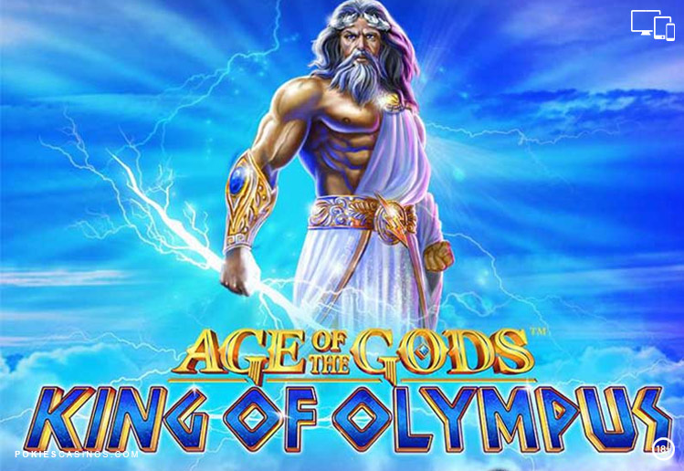 Age of the Gods King of Olympus by Playtech Pokie