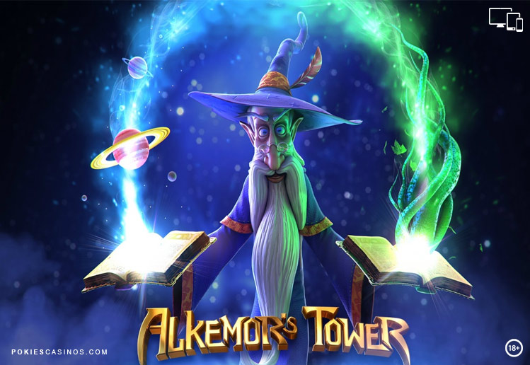 Alkemors Tower Trending Pokie Game