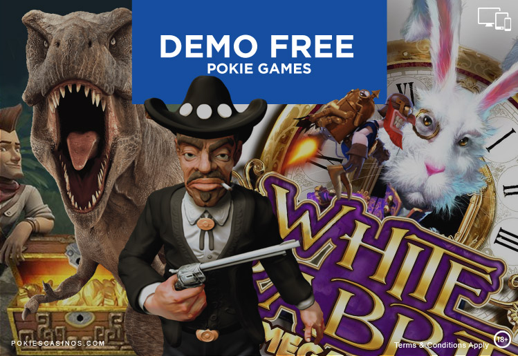Demo Free Pokie Games