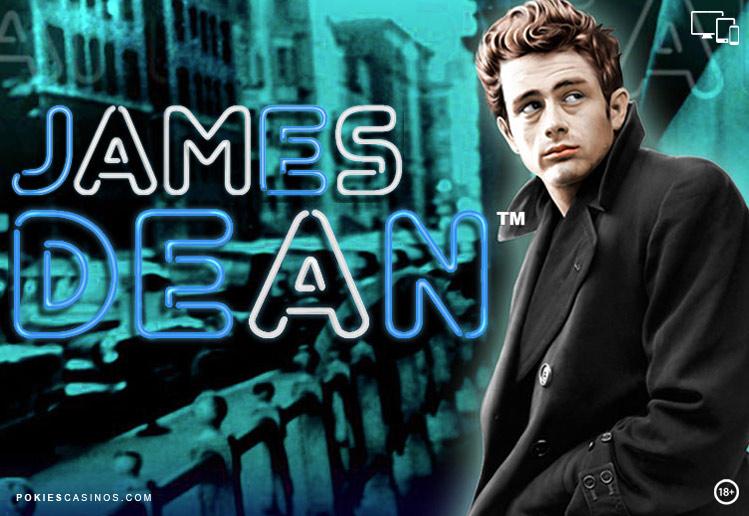 James Dean Free Spins Pokie