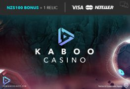 Kaboo Award Winning Casino