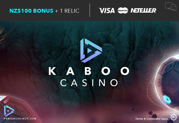 Kaboo Award Winning Casino