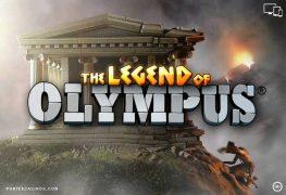The Legend of Olympus Video Pokie