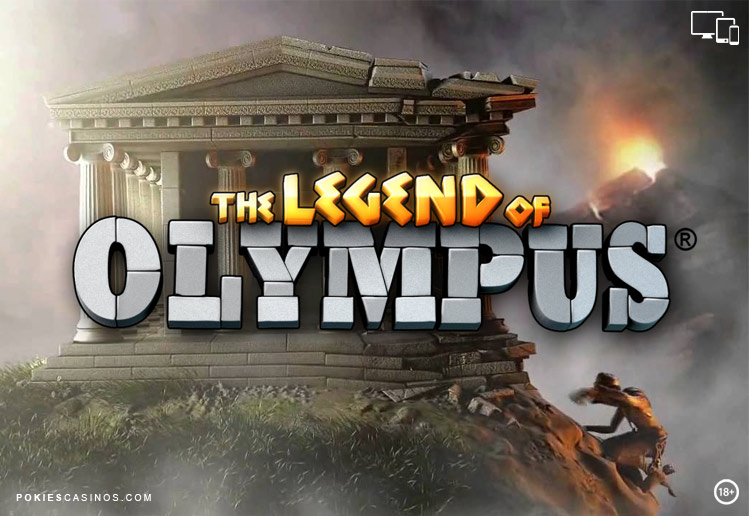 The Legend of Olympus Video Pokie