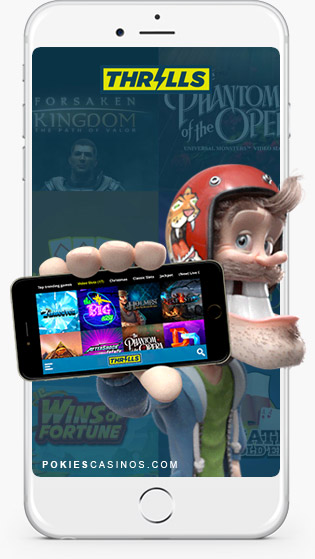 Thrills casino mobile play