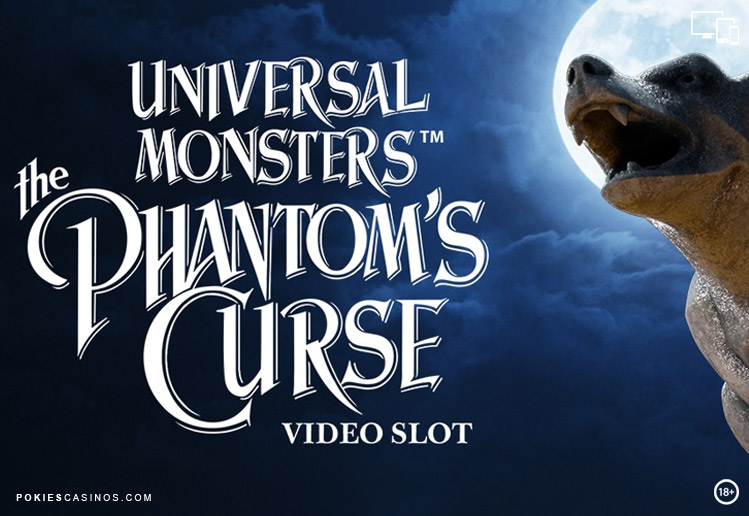 Universal Monsters The Phantoms Curse Trending Pokie