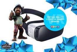 Virtual Reality Casino Gaming