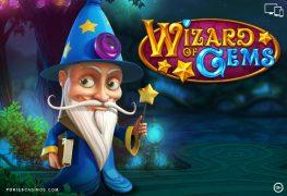 Wizard of Gems Pokie by Play n go