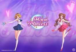 Moon Princess Pokie By Play-n-Go