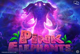 Pink Elephants New Pokie by Thunderkick