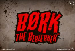 Bork The Berzerker Pokie