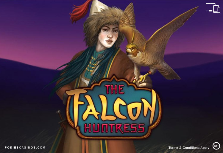 The Falcon Huntress Pokie