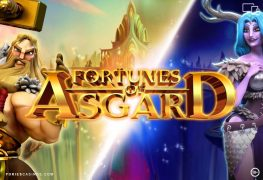Microgaming Pokie Fortunes of Asgard