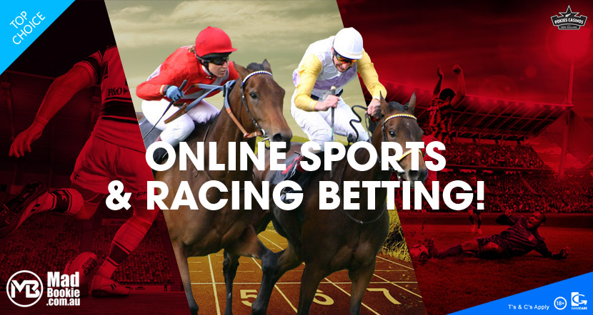 Mad Bookie Online Sports Betting Australia