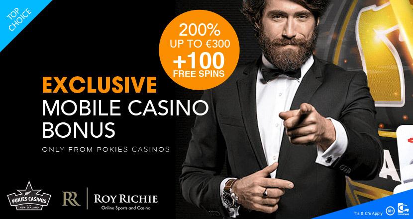 best casino mobile slots bonus