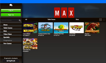 CasinoMax pokie games