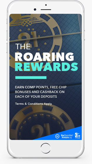 Roaring 21 casino mobile play