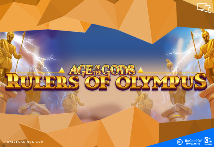 age of the gods rulers of olympus by playtech casino