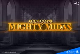 jackpot slots age of the gods mighty midas