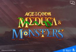 playtech video slots medusa and monsters age of the gods
