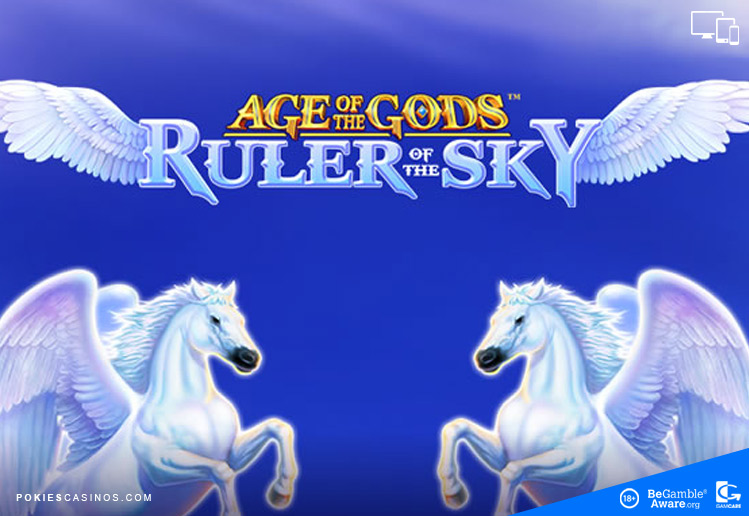trending slots age of the gods ruler of the sky