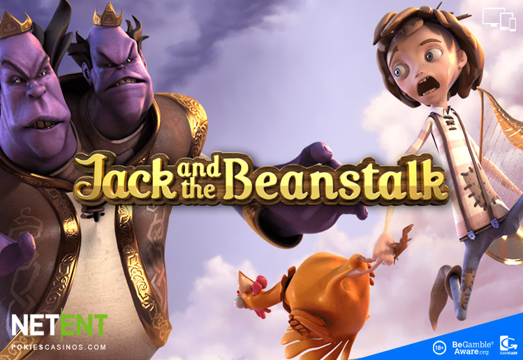 Jack and the Beanstalk cool bonus features pokie