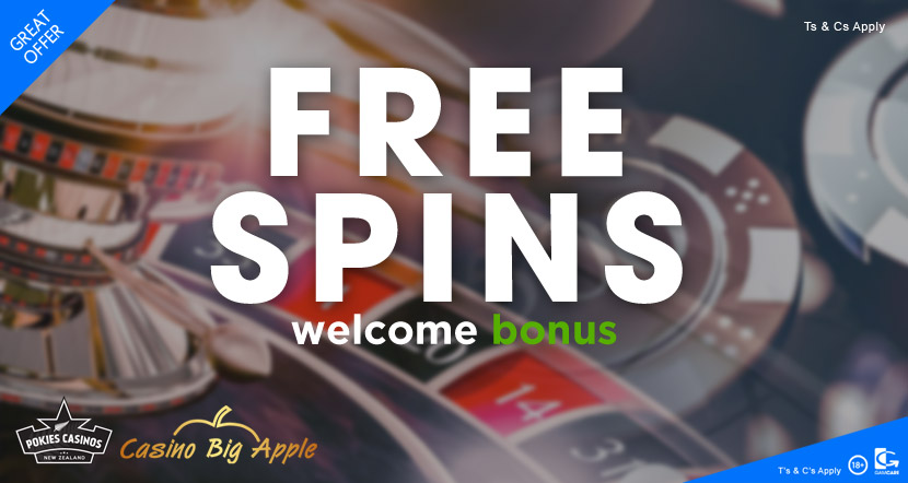 new NZ pokies casino big apple