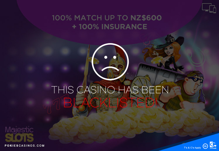 Majestic Slots Casino Best Welcome Bonus Deal