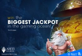 AHTI Games underwater online casino