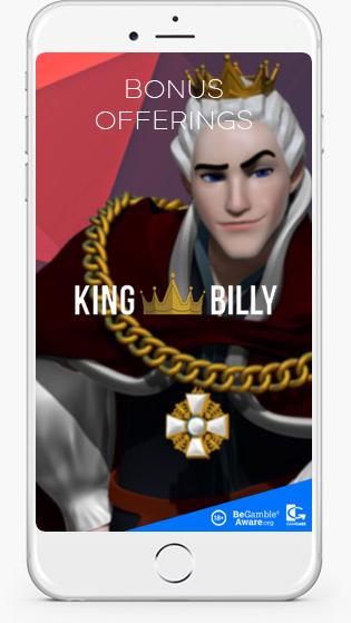 King Billy casino mobile play