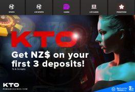 KTO NZ$ playing casino online
