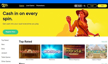 Fortune Legends Casino official website