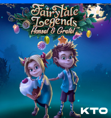 Fairytale Legends - Hansel and Gretel